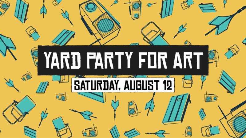Wiregrass Museum of Art announces plans for Yard Party for Art 2017       …….