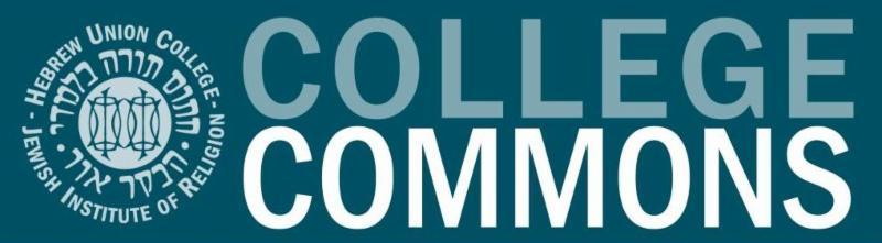 HUC College Commons