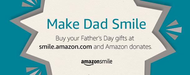 Father's Day - Amazon Logo