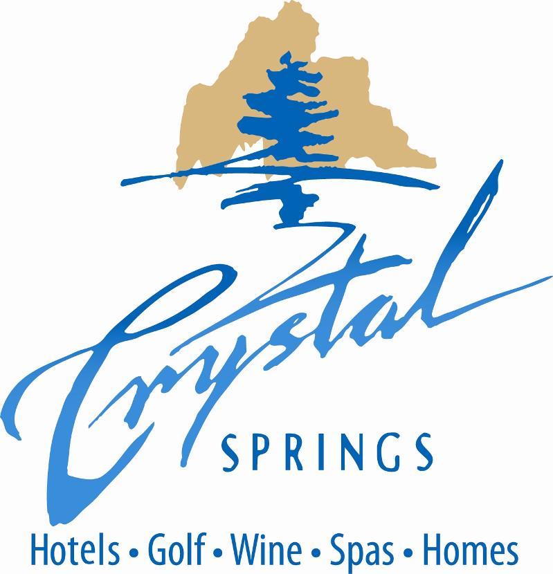 Logo crystal springs