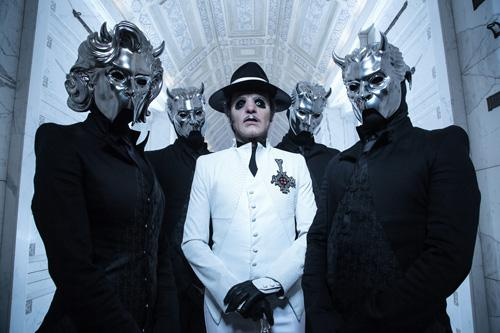 "GHOST'S SINGLE ""RATS"" MAINTAINS ITS #1 POSITION AT ROCK RADIO FOR SEVEN CONSECUTIVE WEEKS"