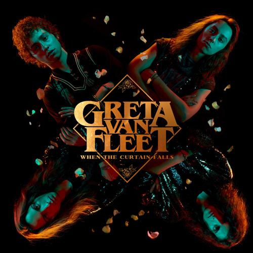 "GRETA VAN FLEET'S ""WHEN THE CURTAIN FALLS"" CLAIMS #1 SPOT AT ROCK RADIO"