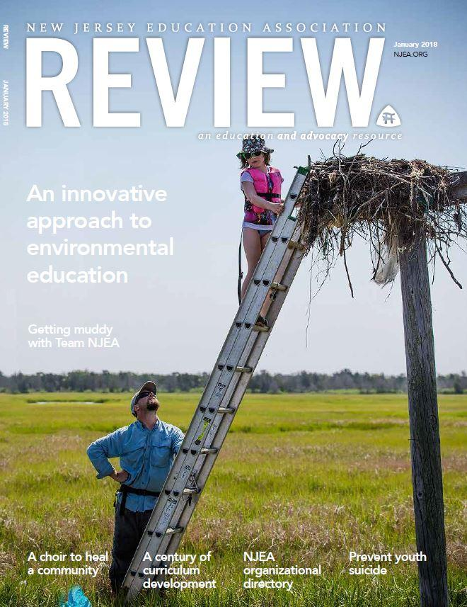 NJEA Review Cover