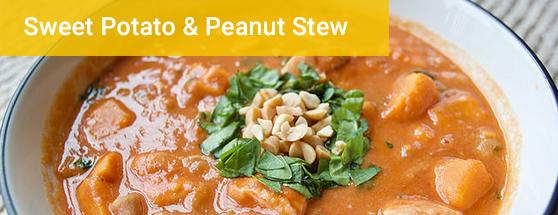 Sweet Potato _ Peanut St
