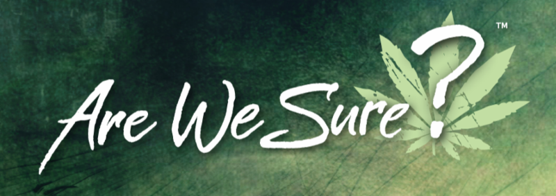 Are We Sure logo