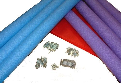 Red & Blue Bumper Kit