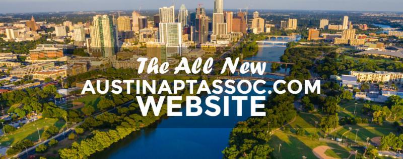 the all new austinaptassoc.com website