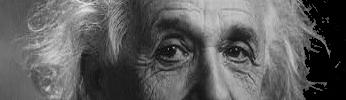einstein's eyes