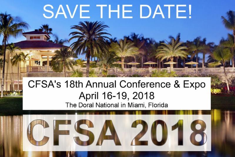 CFSA Annual Conference