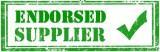 Endorsed Supplier