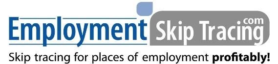 Employment Skip Tracing