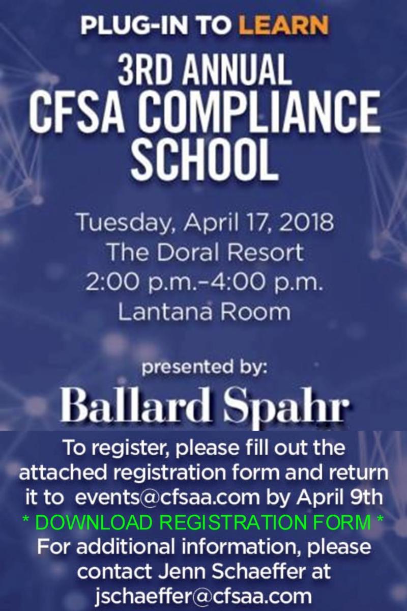 Compliance School