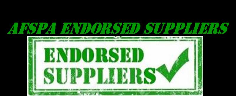 AFSPA Endorsed