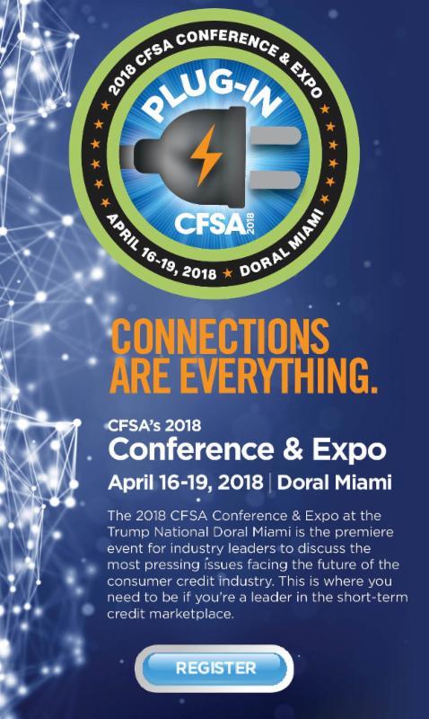 CFSA Conference _ Expo