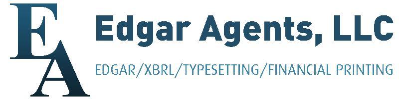 Edgar Agents LLC