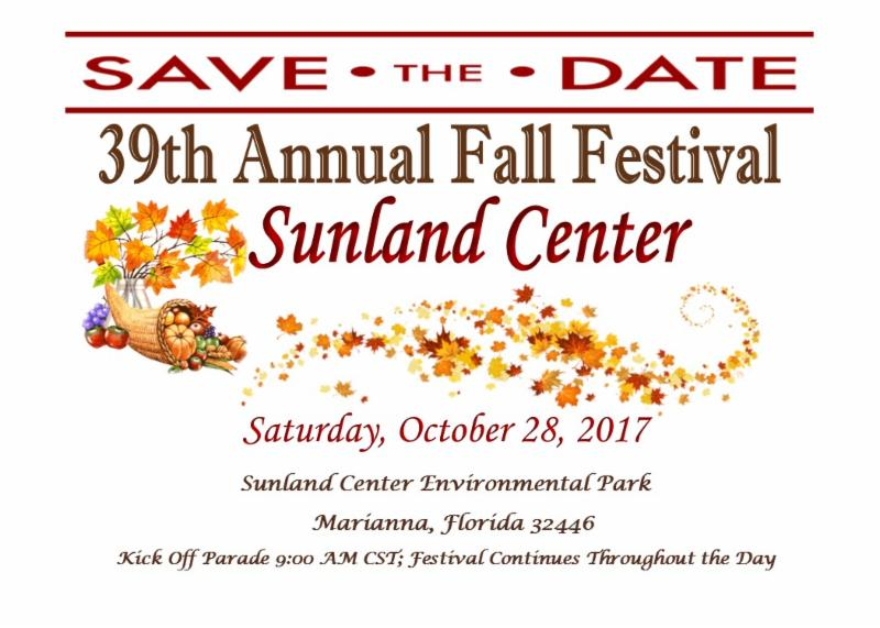 Sunland Fall Festival set for Oct. 28th ………..