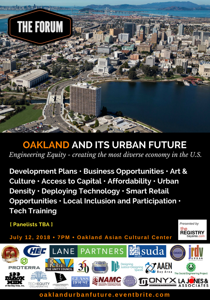 oakland and its urban future