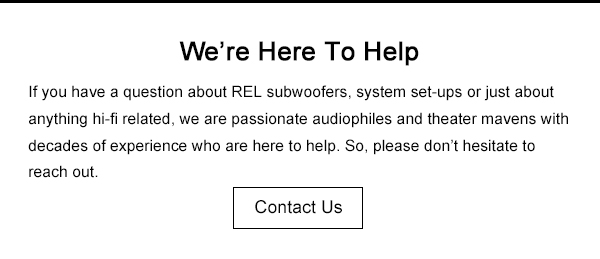 Rel Here to Help