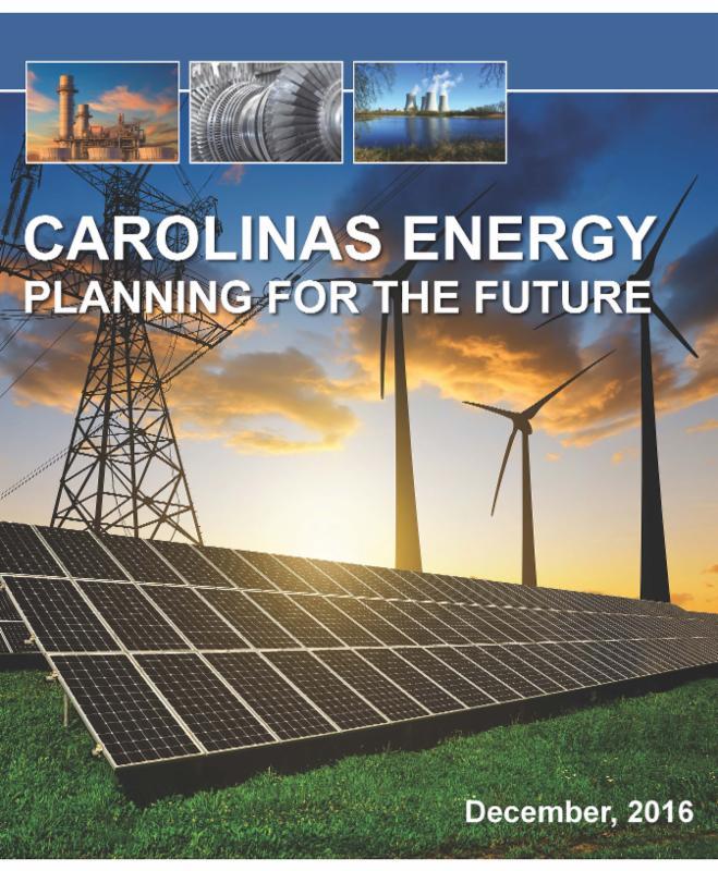 Energy Plan report