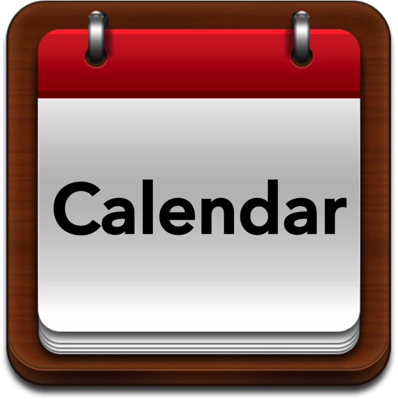 Temple Calendar
