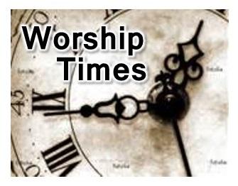 Worship Times