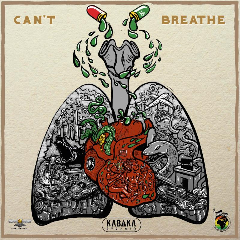 Kabaka Pyramid Release First Single 'Can't Breathe' Off His Debut Album 5