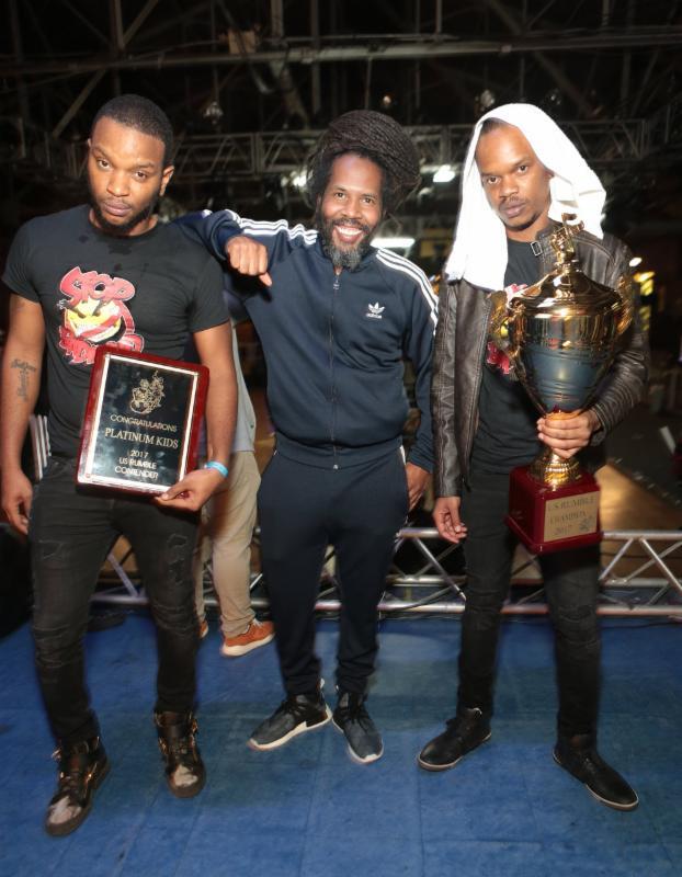 "Platinum Kids Win America's National Sound Championship ""US Rumble"" 9"