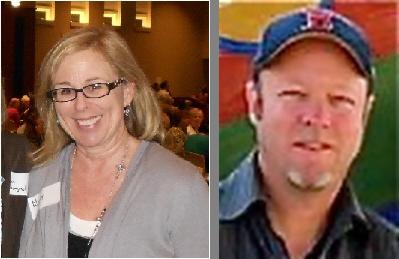 Nancy and Tim