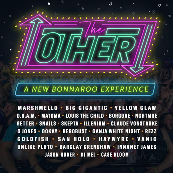2017 Bonnaroo The Other
