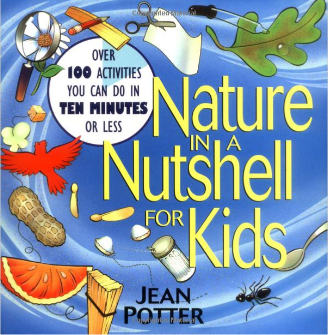 nature in nut shell book