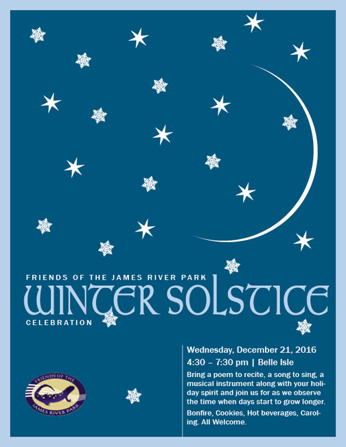 join us for the winter solstice celebration