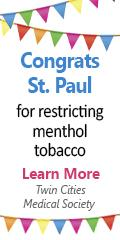 TCMS Menthol St. Paul