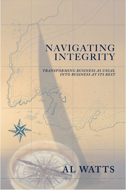 Navigating Integrity front cover