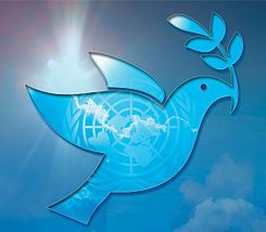 International Peace Day Logo