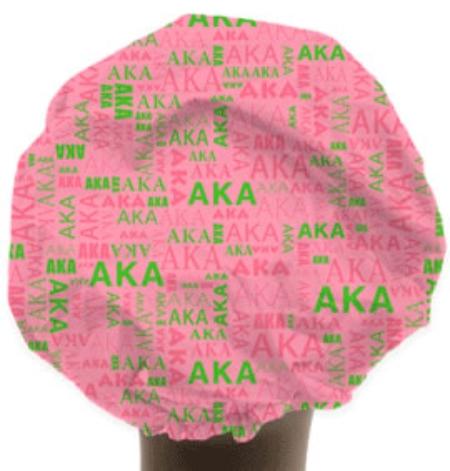 AKA Shower Cap