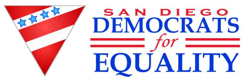 Image result for san diego democrats for equality