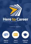 Here to Career App Screen Shot