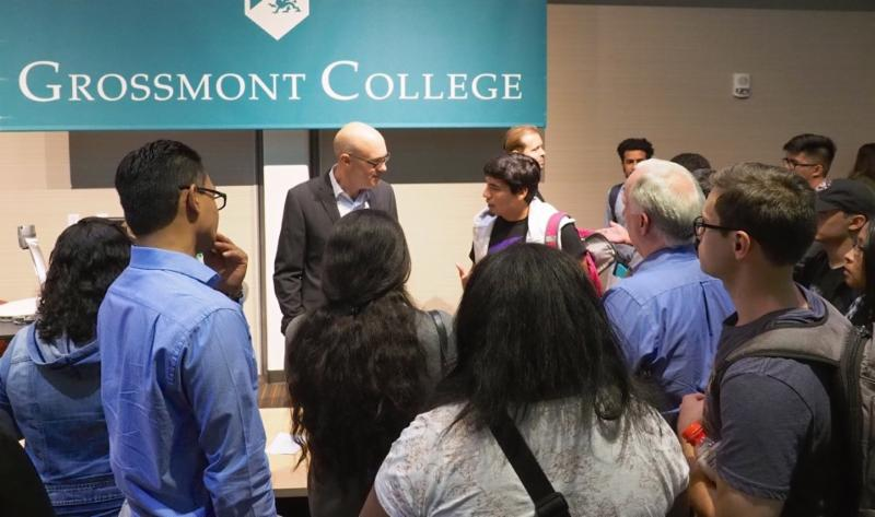 Regional Tech Talk at Grossmont College