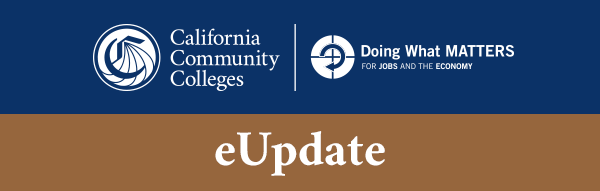 eUpdate - Doing What MATTERS for Jobs and the Economy