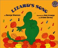 Lizard_s Song book cover