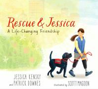 rescue and jessica book cover