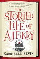 The Storied Life of AJ Fikry Book Cover