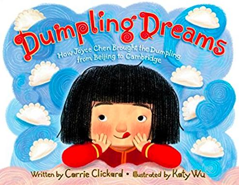 Dumpling Dreams book cover