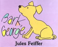 Bark_ George Book Cover