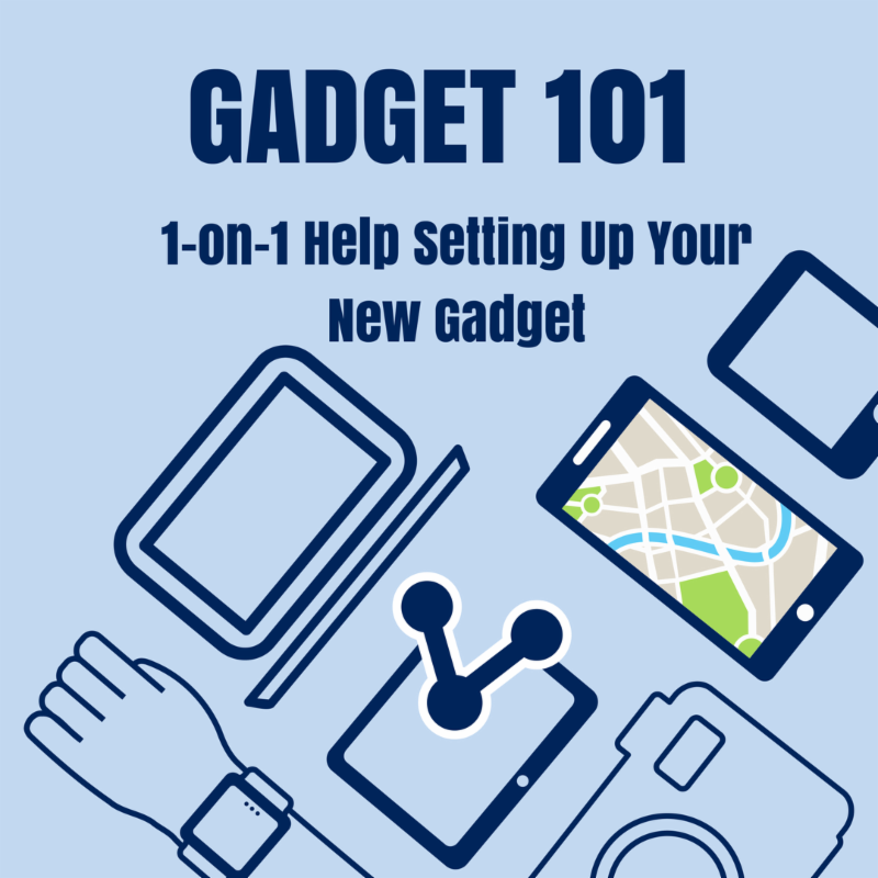 gadget 101_ 1 on 1 help with gadgets