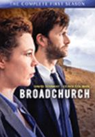 Broadchurch DVD cover