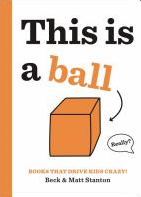 This is a ball book cover