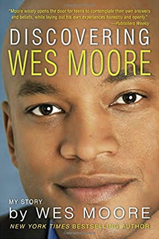 Wes Moore book cover