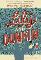 Lily and Dunkin book cover
