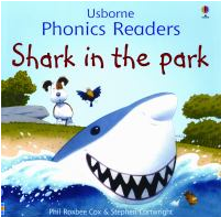 Shark in the Park book cover